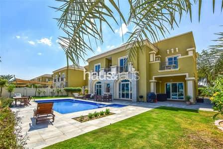 5 Bedroom Villa for Rent in Dubai Sports City, Dubai - 5 Bedrooms | B - Type | Golf Course view