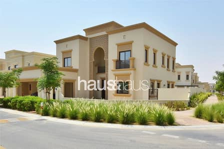 4 Bedroom Villa for Sale in Arabian Ranches 2, Dubai - Type 3   Corner park views plot   Vacant
