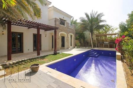 4 Bedroom Villa for Rent in Jumeirah Golf Estate, Dubai - | Exclusive | Vacant | Golf Course View |