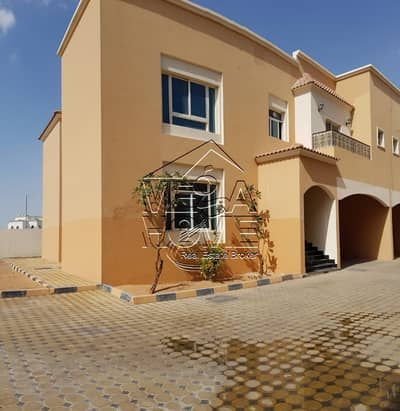 4 Bedroom Villa for Rent in Mohammed Bin Zayed City, Abu Dhabi - 4 BED VILLA W/DRIVER ROOM IN COMPOUND