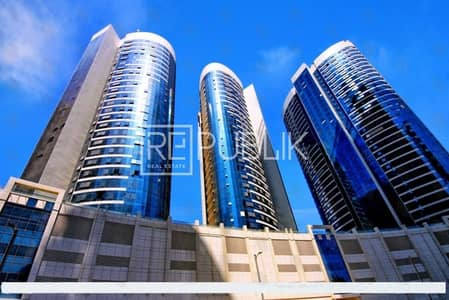 2 Bedroom Flat for Rent in Al Reem Island, Abu Dhabi - Urgent Apartment for Rent Multiple Cheques Accepted