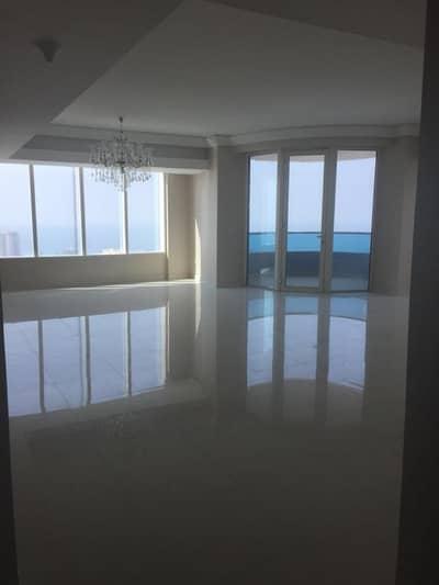 3 Bedroom Apartment for Rent in Al Majaz, Sharjah - LUXURIOUS  & HUGE 110,000K, 3BHK, FULL SEE VIEW, GYM, POOL & PARKING FREE!!!!