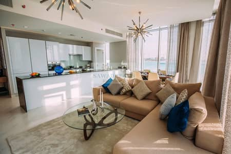 2 Bedroom Flat for Sale in Mohammad Bin Rashid City, Dubai - 4% DLD free. 3 y free service charge. Free furniture.