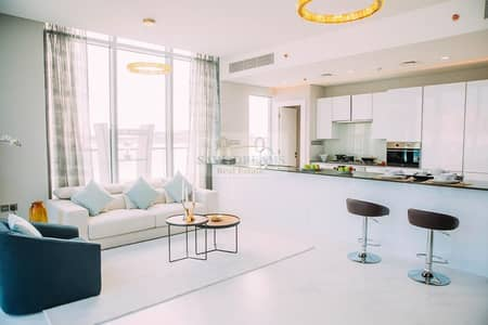 1 Bedroom Flat for Sale in Mohammad Bin Rashid City, Dubai - 2% DLD free. 2 y free service charge. Furniture as gift.
