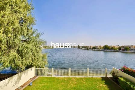 3 Bedroom Villa for Rent in The Lakes, Dubai - Fully Upgraded!   Lake View   Exclusive