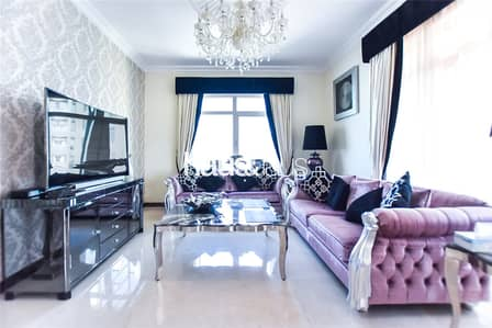 3 Bedroom Flat for Rent in Palm Jumeirah, Dubai - Un-Furnished | Upgraded | Full Sea Views