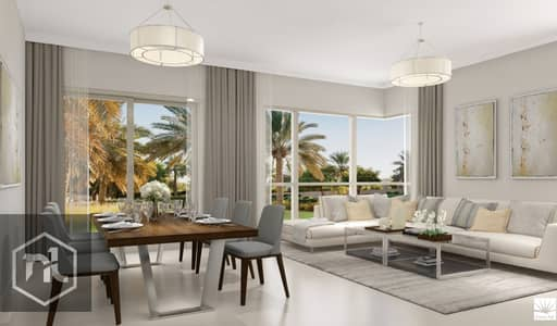 4 Bedroom Townhouse for Sale in Dubai Hills Estate, Dubai - A Luxury Villa for sale in Dubai Hills Estate with Easy Installments