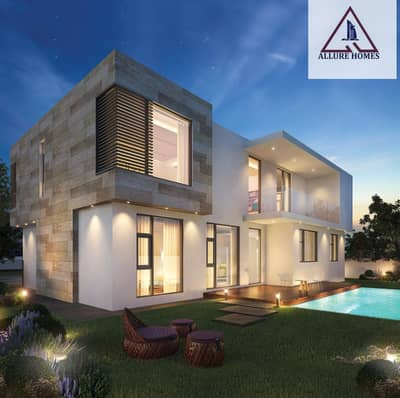 4 Bedroom Villa for Sale in Al Tai, Sharjah - The Cheapest Villa In Sharjah / Pay Only 10 % And ready to Move Now And  Service Charge Waiver