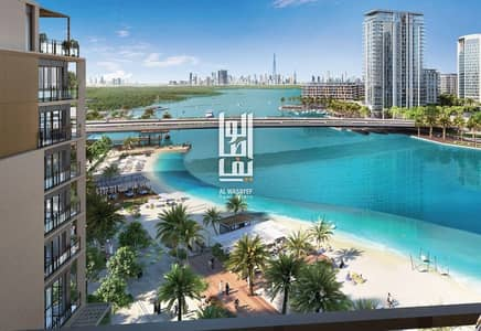 2 Bedroom Flat for Sale in The Lagoons, Dubai - Luxury 2BR   24/7 Beach  Access     offer  50% OFF REGISTRATION FEES