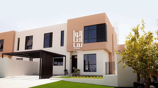 2 Bedroom Townhouse for Sale in Al Tai, Sharjah - Cheapest townhouse  ! FREE Service charge forever
