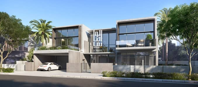 تاون هاوس  للبيع في دبي الجنوب، دبي - A golden opportunity to own a villa  in Dubai  | 5.5 years to pay..