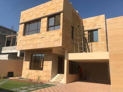 5 Bedroom Villa for Sale in Al Mowaihat, Ajman - Luxury Brand New European Villa With Modern Finish Nearby ajman academy