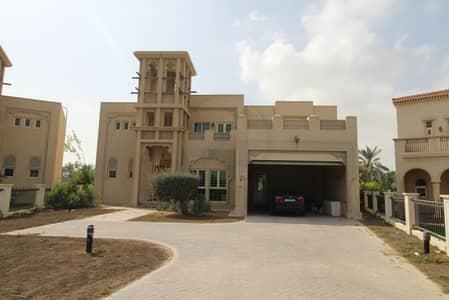 4 Bedroom Villa for Rent in Jumeirah Islands, Dubai - Mediterranean Cluster 4BR plus Maid Vacant