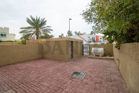3 Bedroom Villa for Rent in Al Badaa, Dubai - Renovated 3 bed Town house in Well maintained compound