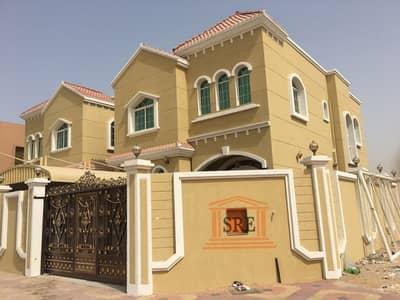 5 Bedroom Villa for Sale in Al Mowaihat, Ajman - Villa for sale in New Super Deluxe Villa in Ajman - Al Mowaihat 2
