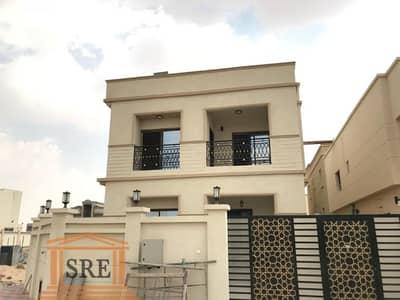 5 Bedroom Villa for Sale in Al Mowaihat, Ajman - Excellent only one villa build its same personal villa good location