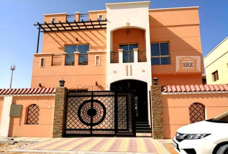 5 Bedroom Villa for Sale in Al Mowaihat, Ajman - Get rid of the rent and get Agood villa for sale in ajman almuihat 100% freehold