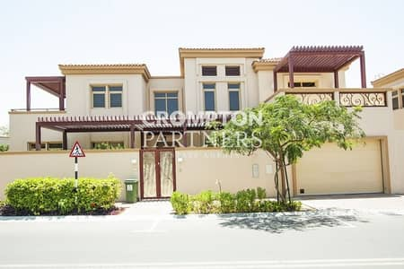 6 Bedroom Villa for Sale in Al Raha Golf Gardens, Abu Dhabi - Golf Gardens Orchid For Sale.  View Now!