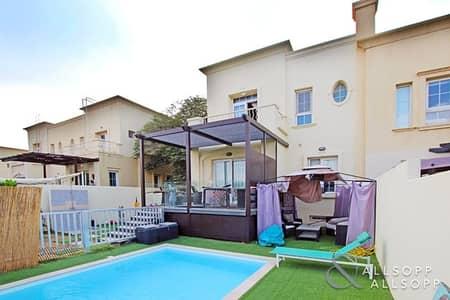 4 Bedroom Villa for Sale in The Springs, Dubai - Unique Springs Villa|Upgraded Lake Views