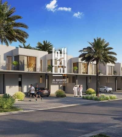 فیلا  للبيع في دبي الجنوب، دبي - Installment Premium villa !! Monthly only 1.25% | Zero Commission!
