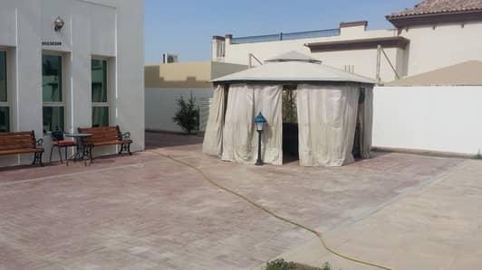 5 Bedroom Villa for Rent in Nad Al Sheba, Dubai - LOW RENT; NICE LANDSCAPE 6 BED ROOM MAID ROOM MULHAQ  PRIVATE POOL VILLA FOR RENT IN NAD AL SHEBA-4
