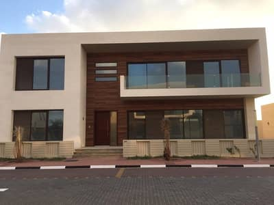 6 Bedroom Villa for Rent in Abu Dhabi Gate City (Officers City), Abu Dhabi - New-villa 6 master bedroom  total bathroom 8   maids  driver room  barken   laundry room