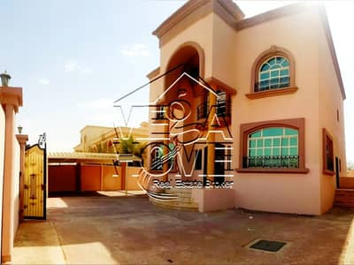 5 Bedroom Villa for Rent in Khalifa City A, Abu Dhabi - STAND ALONE 5-BEDROOM VILLA W/YARD