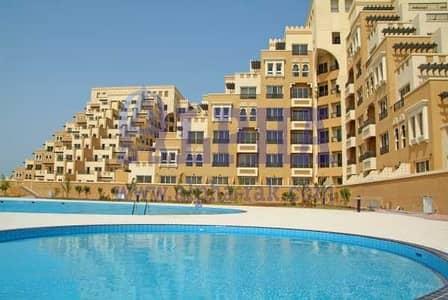 1 Bedroom Flat for Rent in Al Marjan Island, Ras Al Khaimah - Mesmerizing Full Sea View| 1BR | Bab Al Bahr|