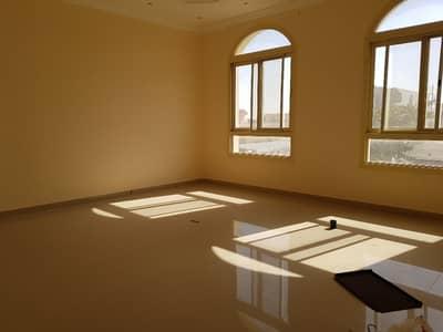5 Bedroom Villa for Rent in Al Ramaqiya, Sharjah - HUGE VILLA 5BED ROOM HALL MAIDS MAJLIS IN AL RAMAQYA AREA RENT 110K IN 4CHQS