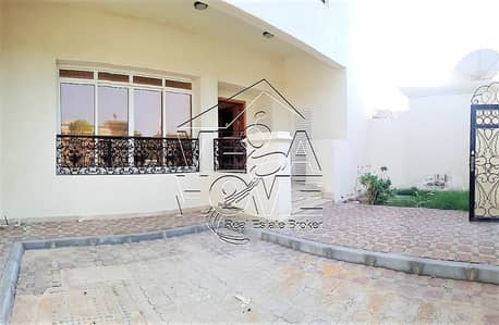 4 Bedroom Villa for Rent in Khalifa City A, Abu Dhabi - LOVELY 4-BEDROOM VILLA W-PRIVATE ENTRANCE