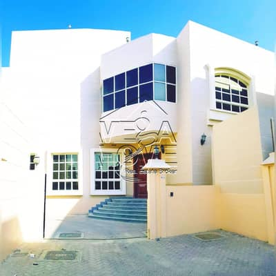5 Bedroom Villa for Rent in Khalifa City A, Abu Dhabi - LOVELY 5 Master Bed VILLA W/Private Garden and Entrance