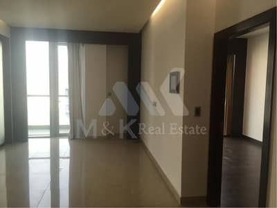 1 Bedroom Flat for Rent in Business Bay, Dubai - One Bed Plus Study | U Bora Tower | Semi Furnished