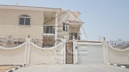 5 Bedroom Villa for Rent in Khalifa City A, Abu Dhabi - Lovely -5/Bed Villa W/Private Entrance