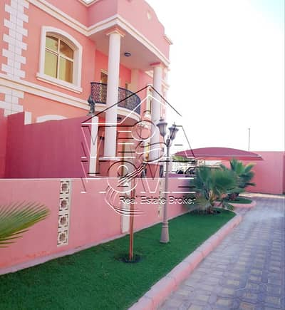 4 Bedroom Villa for Rent in Khalifa City A, Abu Dhabi - 4 BR VILLA W/ 3 LIVING ROOM AND PRIVATE PARKING