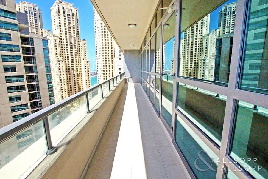 10 Largest 2 Bed | Full Marina View | Vacant