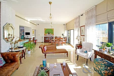 3 Bedroom Apartment for Sale in The Greens, Dubai - Fully Upgraded 3 Bed | Vacant On Transfer