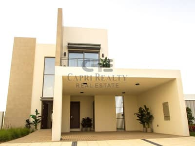 4 Bedroom Villa for Sale in Dubai South, Dubai - Detached golf course view |Pay in 4 Years