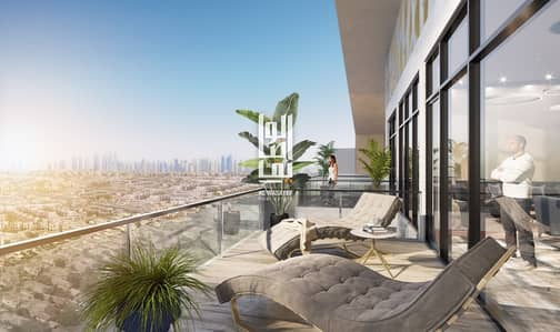 Studio for Sale in Dubai Studio City, Dubai - Lowest  Price  | Pay 1% per Month | 2 years handover payment plan