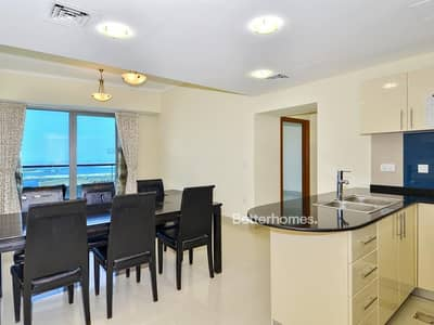 1 Bedroom Apartment for Sale in Dubai Marina, Dubai - Full Sea View | Large Balcony | Without parking