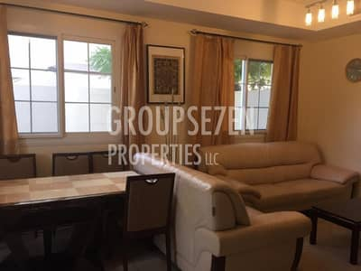 2 Bedroom Townhouse for Rent in The Springs, Dubai - 2 BR plus Study Townhouse in The Springs 9