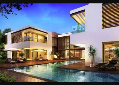4 Bedroom Villa for Sale in Mohammad Bin Rashid City, Dubai - Live the luxury villa in  dubai canal