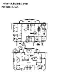 Penthouse 3 & 6