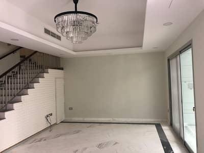4 Bedroom Villa for Rent in Al Furjan, Dubai - Corner Unit - Private Garden - Brand New - Equipped Kitchen