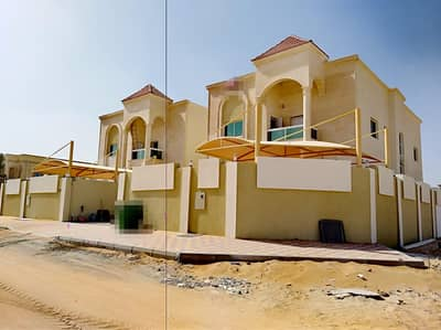 5 Bedroom Villa for Sale in Al Mowaihat, Ajman - Villa for sale in Ajman free ownership of all nationalities