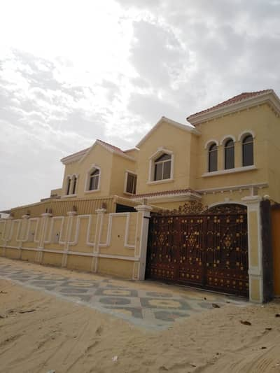 5 Bedroom Villa for Sale in Al Mowaihat, Ajman - I pay a monthly premium and own a villa in Ajman with bank financing for all nationalities