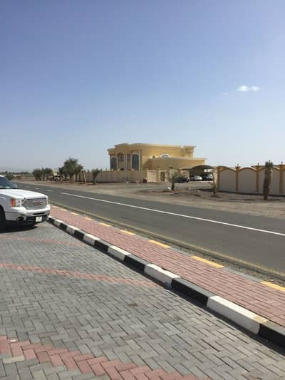 Plot for Sale in Al Manama, Ajman - for sale residential land in ( AL manama 11 ) 155 k