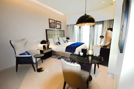 Studio for Rent in Business Bay, Dubai - Furnished 1BR in Majestine, Business Bay