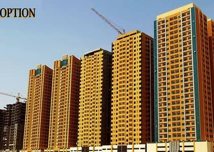 1 Bedroom Flat for Sale in Emirates City, Ajman - for sale 1 bedroom in emirates city tower (( 160 k ))