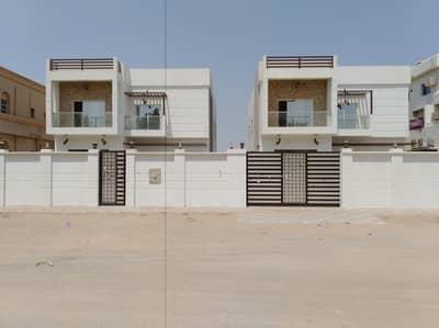 5 Bedroom Villa for Sale in Al Rawda, Ajman - Super Deluxe Villa for sale in Ajman