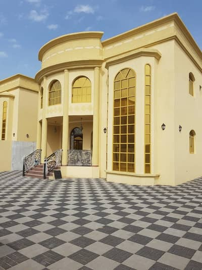 5 Bedroom Villa for Sale in Al Mowaihat, Ajman - Free ownership of all nationalities with bank financing finishing Super Doublex
